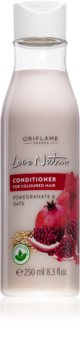 Oriflame Love Nature Balsam hidratant pentru par vopsit