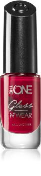 Oriflame The One Gloss N'Wear Nail Polish