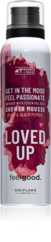 Oriflame Loved Up Feel Good mousse de douche