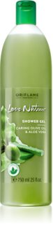 Oriflame Love Nature Brusegel Med olivenekstrakt