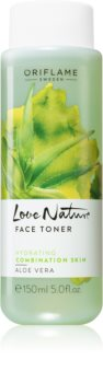 Oriflame Love Nature Face Lotion With Aloe Vera