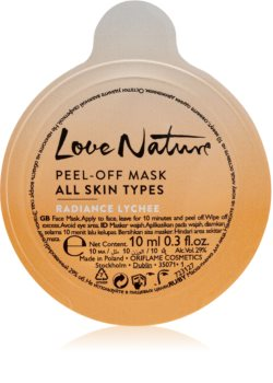 Oriflame Love Nature Peel-Off Mask for All Skin Types