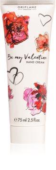 Oriflame Be My Valentine crema de maini