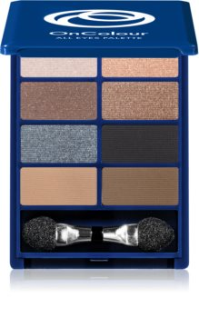 Oriflame OnColour Eye and Eyebrow Palette
