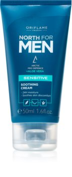 Oriflame North For Men Soothing Cream for Sensitive Skin