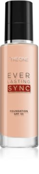 Oriflame The One Ever Lasting Sync langanhaltende Foundation SPF 30