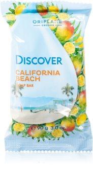 Oriflame Discover California Beach tisztító kemény szappan