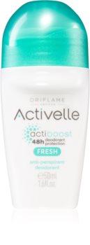 Oriflame Activelle Fresh Roll - On Deodorant Antiperspirant