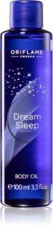 Oriflame Dream Sleep tělový olej s vůní levandule