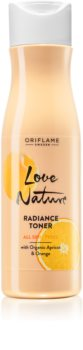 Oriflame Love Nature Brightening Skin Lotion for Hydration and Pore Minimizing