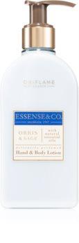 Oriflame Essense and Co Orris & Sage Hand - und Bodylotion mit ätherischen Öl