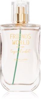 Oriflame Friends World Tropical Sorbet Eau de Toilette για γυναίκες