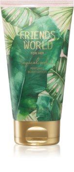 Oriflame Friends World Tropical Sorbet parfümierte Bodylotion
