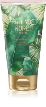 Oriflame Friends World Tropical Sorbet parfümös testápoló tej