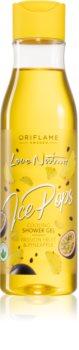 Oriflame Love Nature Ice Pops освежаващ душ гел