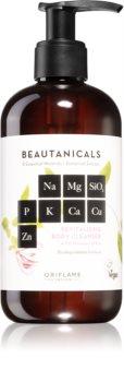 Oriflame Beautanicals revitalizáló tusfürdő gél