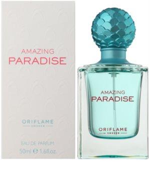 Oriflame Amazing Paradise woda perfumowana dla kobiet