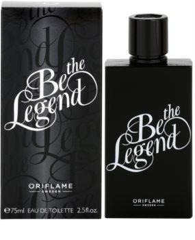 Oriflame Be the Legend Eau de Toilette uraknak