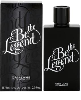 Oriflame Be the Legend тоалетна вода за мъже
