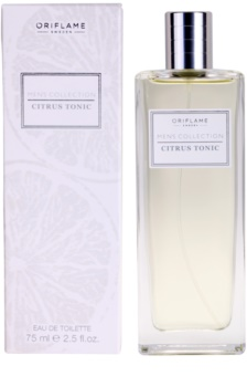 Oriflame Men's Collection Citrus Tonic Eau de Toilette für Herren