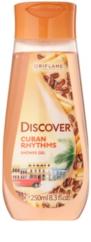 Oriflame Discover Cuban Rhythms gel de ducha