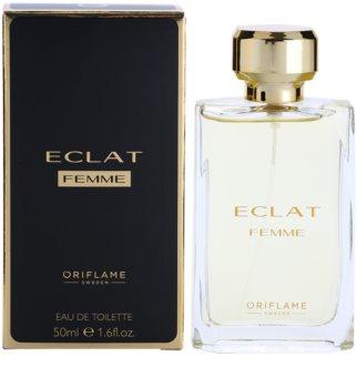 Oriflame Eclat Femme Eau de Toilette hölgyeknek