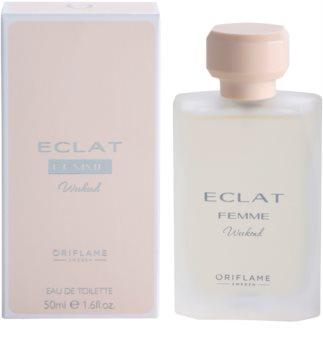 Oriflame Eclat Femme Weekend toaletna voda za žene