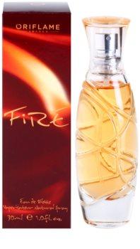 Oriflame Fire eau de toilette para mujer