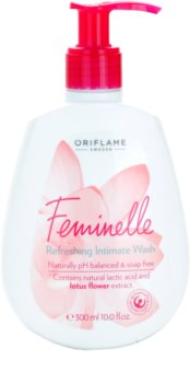 Oriflame Feminelle emulsão para higiene íntima