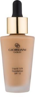 Oriflame Giordani Gold make-up naturalny wygląd SPF 12