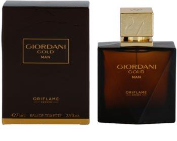 Oriflame Giordani Gold Man туалетная вода для мужчин