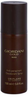 Oriflame Giordani Gold Man deospray pro muže