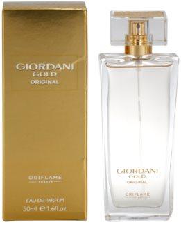Oriflame Giordani Gold Original eau de parfum para mujer