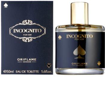 Oriflame Incognito Eau de Toilette for Men