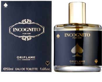 Oriflame Incognito тоалетна вода за мъже