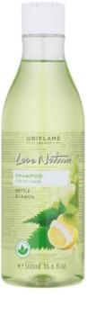 Oriflame Love Nature champú para cabello graso