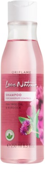Oriflame Love Nature champô anticaspa