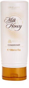 Oriflame Milk & Honey Gold condicionador nutritivo para cabelo