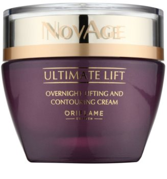 Oriflame Novage Ultimate Lift creme de noite lifting antirrugas