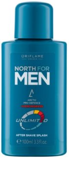 Oriflame North For Men after shave water