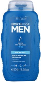 Oriflame North For Men champô anticaspa