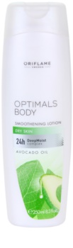 Oriflame Optimals Body leite hidratante para pele seca