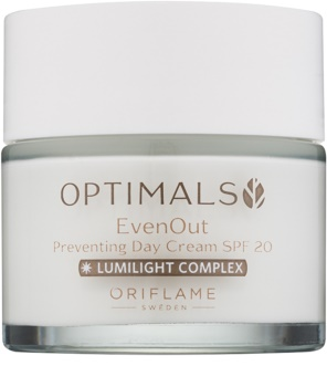 Oriflame Optimals creme protetor de dia SPF 20