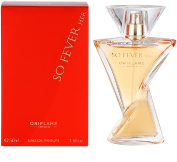Oriflame So Fever Her Eau de Parfum Naisille