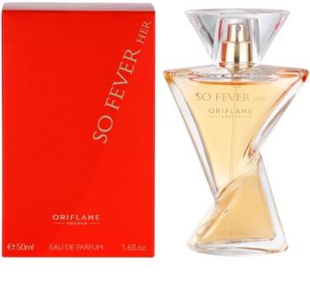 Oriflame So Fever Her Eau de Parfum til kvinder