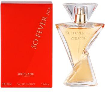 Oriflame So Fever Her woda perfumowana dla kobiet