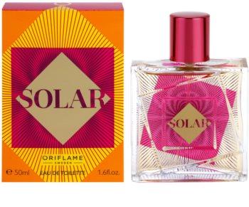 Oriflame Solar eau de toilette para mulheres 50 ml