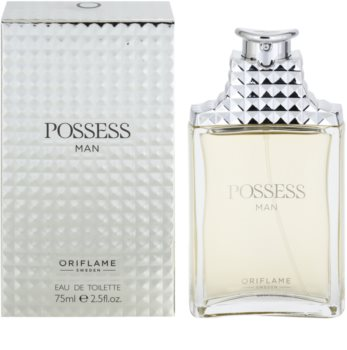 Oriflame Possess Man Eau de Toilette para homens 75 ml