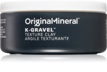 Original & Mineral K-Gravel Haarstyling Klei
