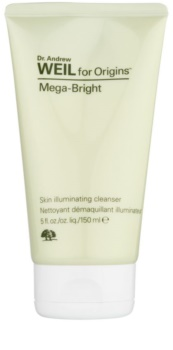 Origins Dr. Andrew Weil for Origins™ Mega-Bright gel espumoso de limpeza para pele radiante